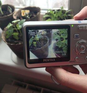 Фотоаппарат PENTAX Optio E50 8,1 megapixels 📷