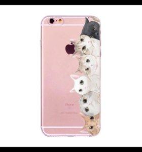 Чехлы на айфон 6/6s iPhone 6/6s