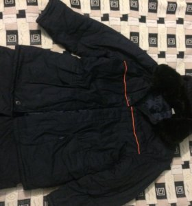 Куртка со штанами мужская