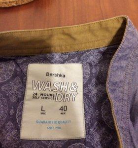 Рубашка-туника bershka L