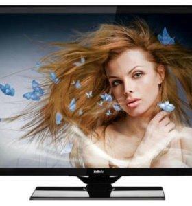 Телевизор LED новый