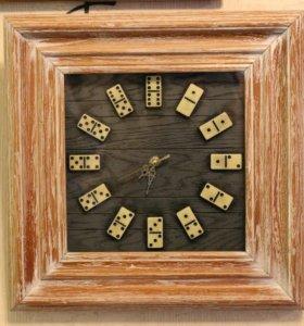 Часы, ручная работа, авторские!