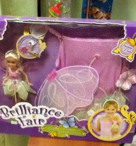 Карнавальный набор с комплекте с куклой