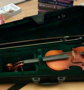 Скрипка P.Lorencio model 104. размер 1/4