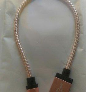 USB кабель на iPhone новый