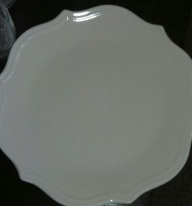 Новая сервировочная тарелка