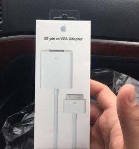Провод для подключения iPhone/iPad к монитору