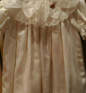 Платье на девочку нарядное