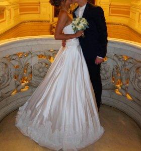 Свадебное платье👸🏼
