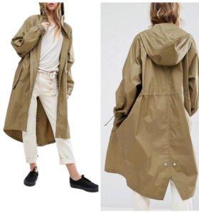 Куртка - плащ демисезонная