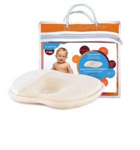 Ортопедическая подушка Luomma для детей до 18 мес