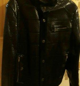 Мужская куртка, весна-осень.