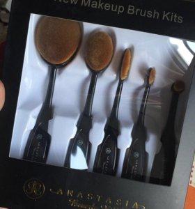 Набор щёток для макияжа