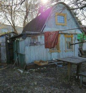 Продам садовый участок с домиком