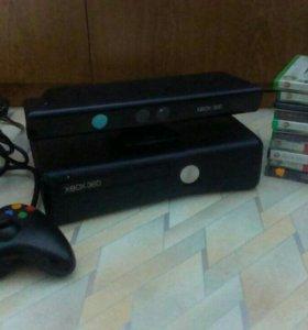 Xbox 360 250gb. Прошивка Lt+3.0