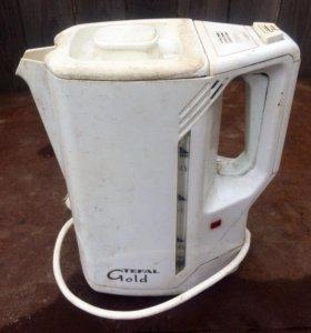Чайник электрический Tefal Gold