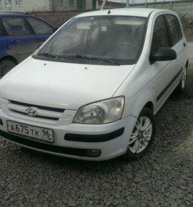 Hyundai Getz 1.3 2004 г.