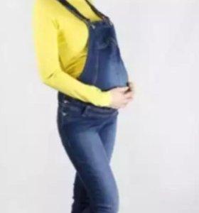 Комбинезоны джинсовые, новые и б / у