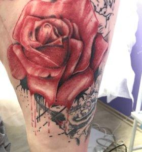 Художественная татуировка