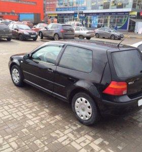 Volkswagen Golf 4 купе