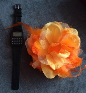 Часы и резинка