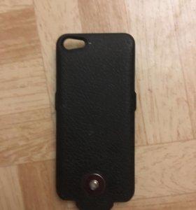 Чехол аккумулятор на iPhone 5/5s