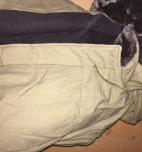 Зимний комплект (куртка, штаны)
