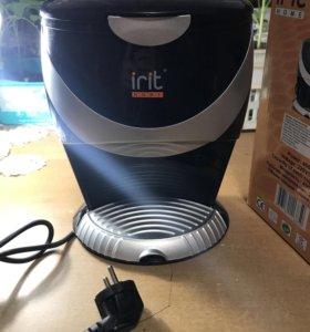 Новая кофеварка Irit 5050
