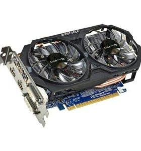 GIGABYTE GeForce GTX 750ti