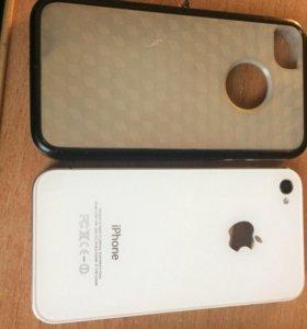 iPhone 4 , 4S