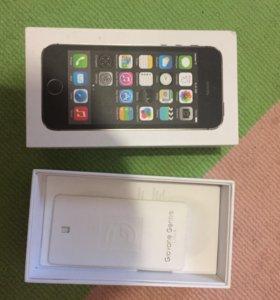 Коробка от iPhone 📱 5s
