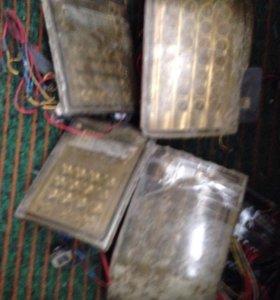 Задние фонари ваз 2110 2111 2112