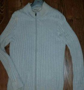 Пуловер фирменный, 52-54 размер