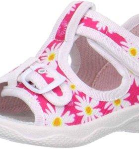 Текстильные сандалии Суперфит