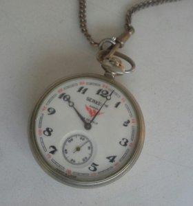 Часы старинные. Карманные. Обмен на Nokia 8800 ART