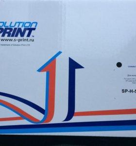 Картридж solution print для лазерного принтера