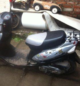 Скутер jox-x 50