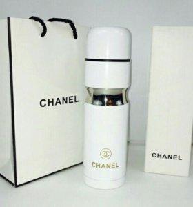 Термос Chanel Luxe (white)
