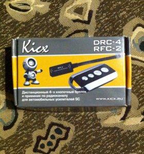 Брелок для усилителя Kicx DRC-4