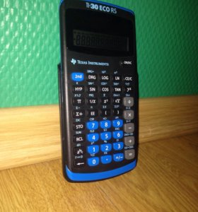 Калькулятор TI-30 ECO RS