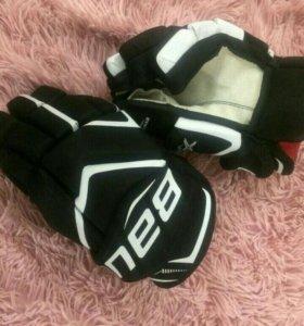 Хоккейные перчатки BAUER