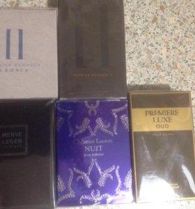 Мужской парфюм от авон