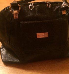 Кожаная сумка Deboro