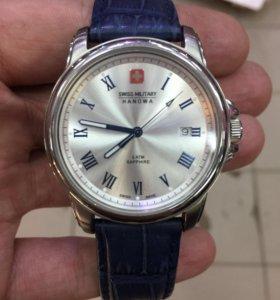 """Часы """"Swiss military hanowa"""""""