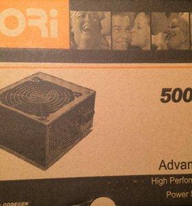 Блок питания 500W
