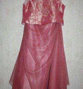 Топ + юбка