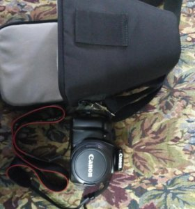 Canon 1100D зеркальный