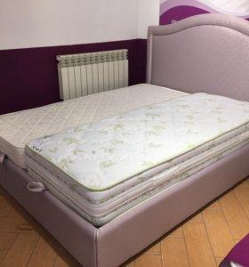 Кровать Calvaro (Sonberry) 160*200 с ПМ