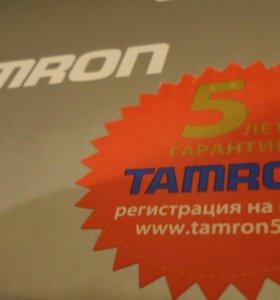 Объектив TAMRON 18 - 200 ММ.