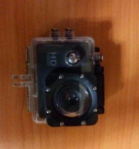 Экшн камера H.264 Full HD Sports